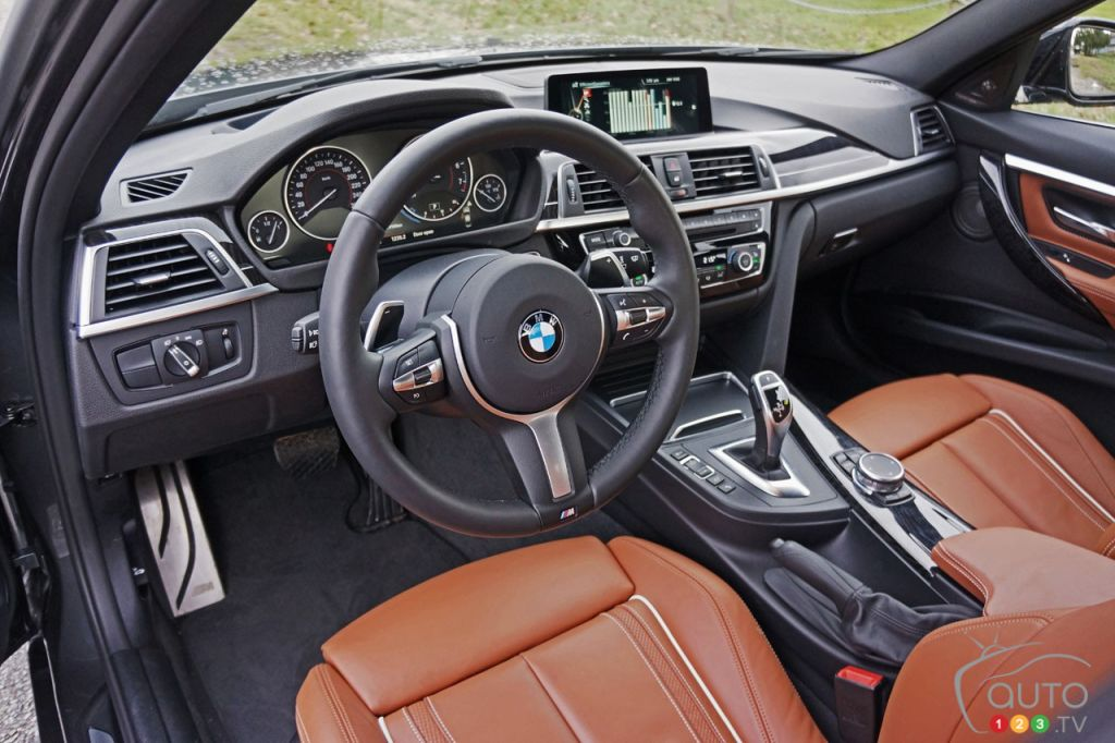 2016 Bmw 340i Xdrive Reaches New Heights Car Reviews Auto123