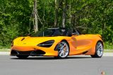 Photos de la McLaren 720S Spider 2020