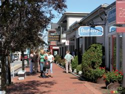 Shops in Freeport, Maine