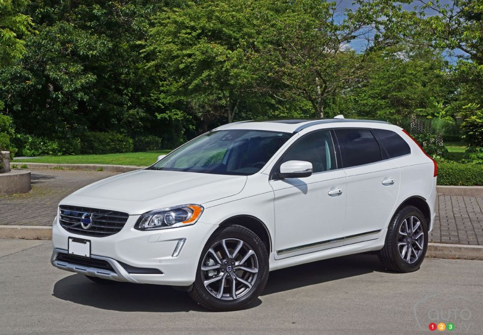photos de la volvo xc60 t5 awd 2016 photo 37 de 43 auto123. Black Bedroom Furniture Sets. Home Design Ideas