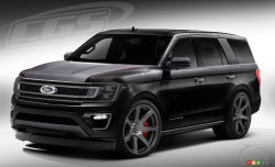 Ford Expedition Limited Max by CGS Performance