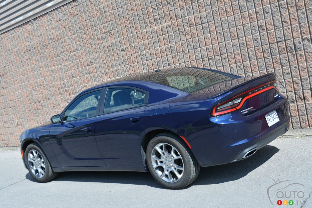 2016 Dodge Charger SXT Plus is an American Swiss army knife | Car