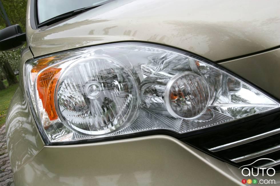 Honda Cr V 2007 Photo 81 Of 84 Auto123