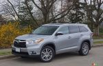 Photos du Toyota Highlander XLE AWD 2016