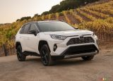 2019 Toyota RAV4 Hybrid photos