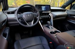 We drive the 2021 Toyota Venza