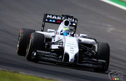 Felipe Massa, Williams F1 Team.