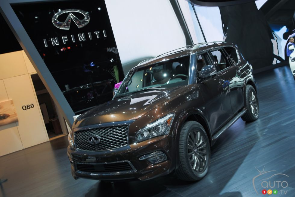 2015 infiniti qx80 limited pictures photo 1 of 15 auto123. Black Bedroom Furniture Sets. Home Design Ideas