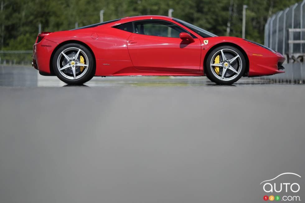 2011 Ferrari 458 Italia Picture Auto123