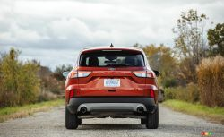 A review of the 2020 Ford Escape