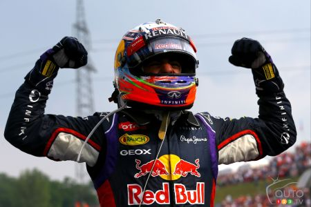 2014 F1 Hungary Grand-Prix pictures