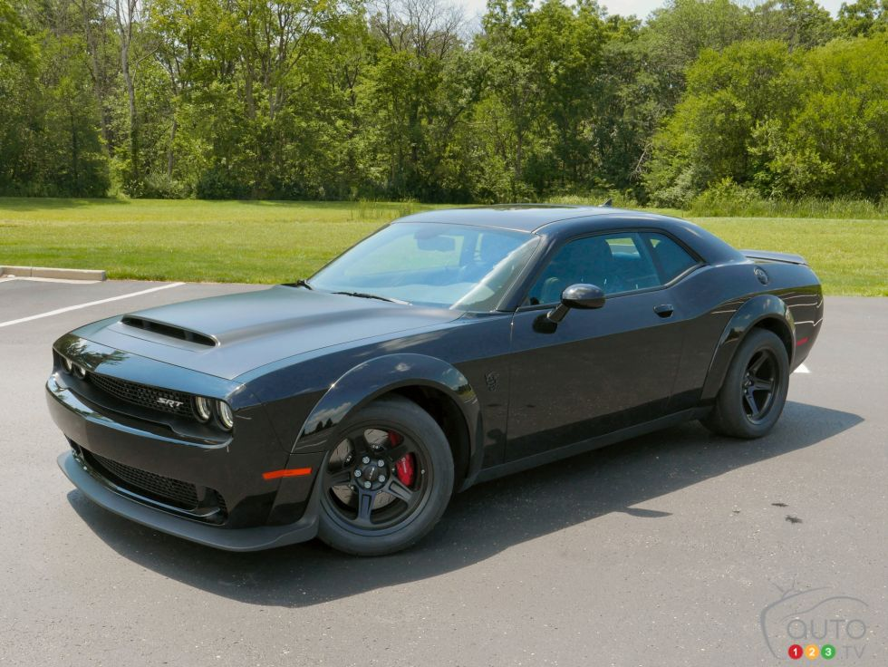 The 2018 Dodge Challenger Srt Demon And Other Srt Beasts