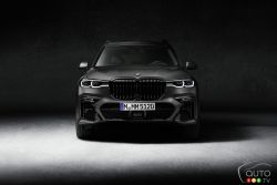 Introducing the 2020 BMW X7 Dark Shadow Edition