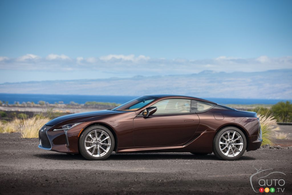 2018 Lexus Lc 500 Surrender To All This Relentless Beauty Car