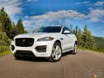 Photos du Jaguar F-Pace 2017