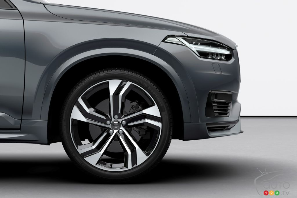 A Mild Evolution For The 2020 Volvo Xc90 Unveiled Today Car News