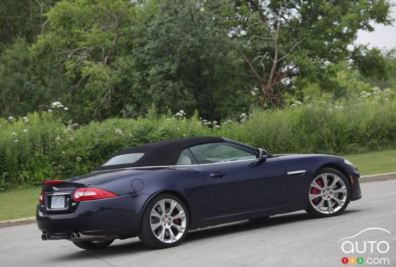2014 Jaguar Xkr Cabriolet Pictures Auto123