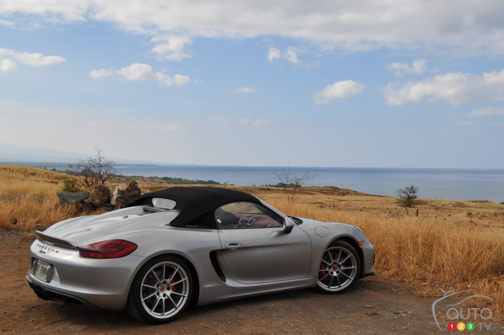 2016 Porsche Boxster Spyder First Drive Car Reviews