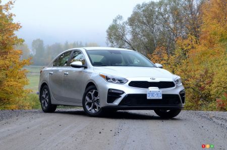 2019 Kia Forte photos