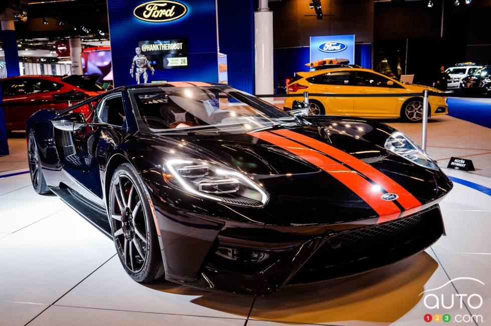 Nos plus belles photos du salon de l 39 auto de montr al 2018 - Salon de l auto de montreal ...