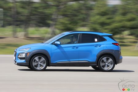 The all-new 2018 Hyundai Kona pictures