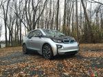 Photos de la BMW i3 2016
