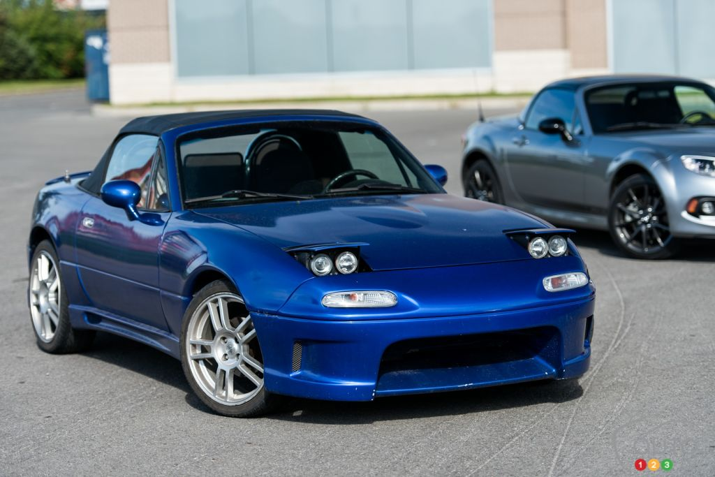 Mazda Mx 5 A Roadster For The Ages Car News Auto123
