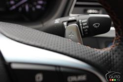 Steering Wheel Features