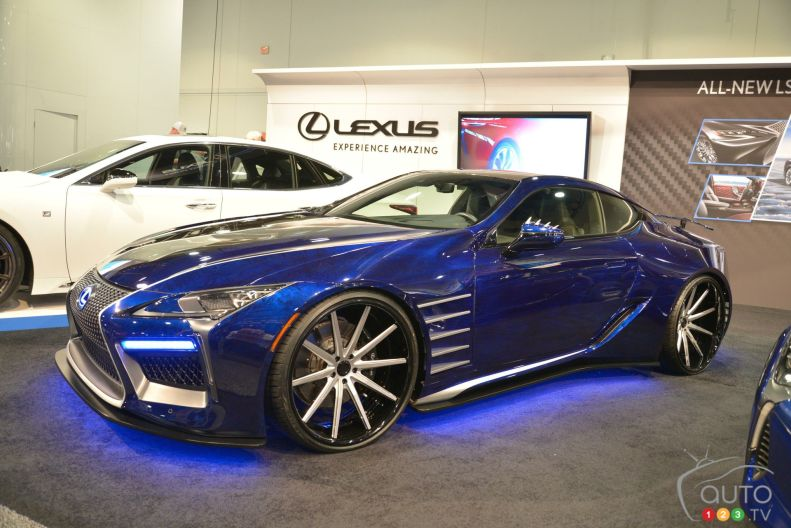 Here Is A Great Overview Of The 2017 Sema Show In Las