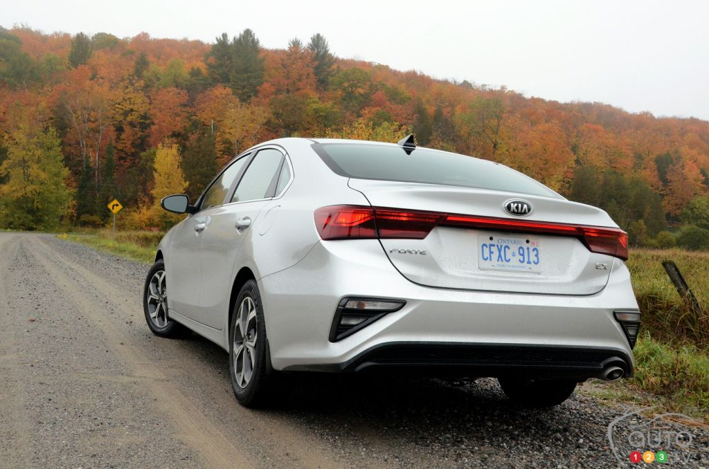 First drive of the 2019 Kia Forte | Car Reviews | Auto123