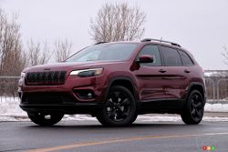 We drive the 2020 Jeep Cherokee