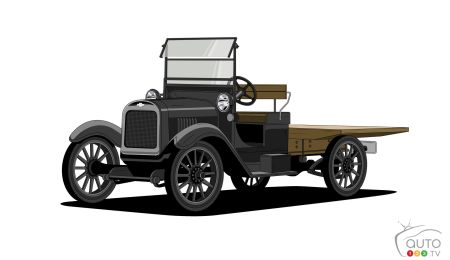 Chevrolet Truck 100th Anniversary pictures