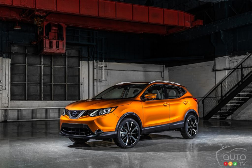 Nissan Qashqai Canada Review >> The 2017 Nissan Qashqai Destined For Big Things Car Reviews Auto123