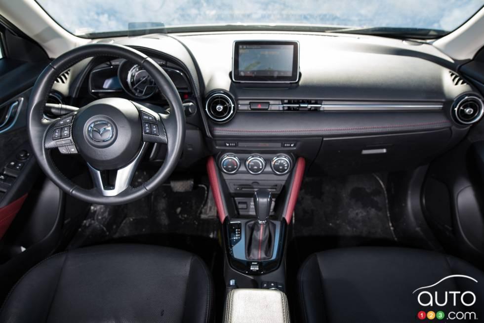 Photos De La Mazda Cx 3 2016 Auto123