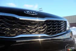 Introducing the new 2019 Kia Optima