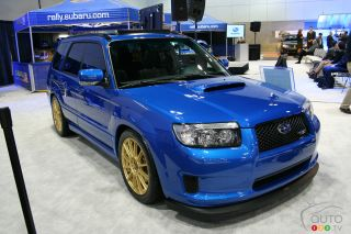 Los Angeles Subaru 2006