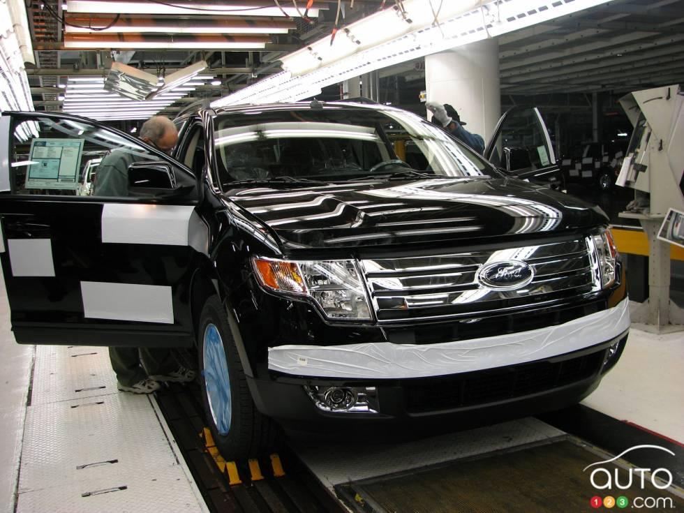 ford edge 2006 | auto123