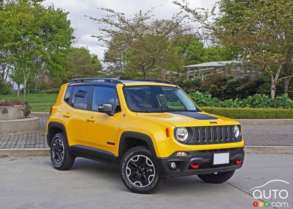 le jeep renegade trailhawk 2016 vous surprendra essais routiers auto123. Black Bedroom Furniture Sets. Home Design Ideas