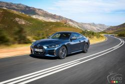 Introducing the 2021 BMW 4 Series Coupe