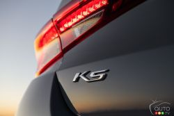 Introducing the 2021 Kia K5