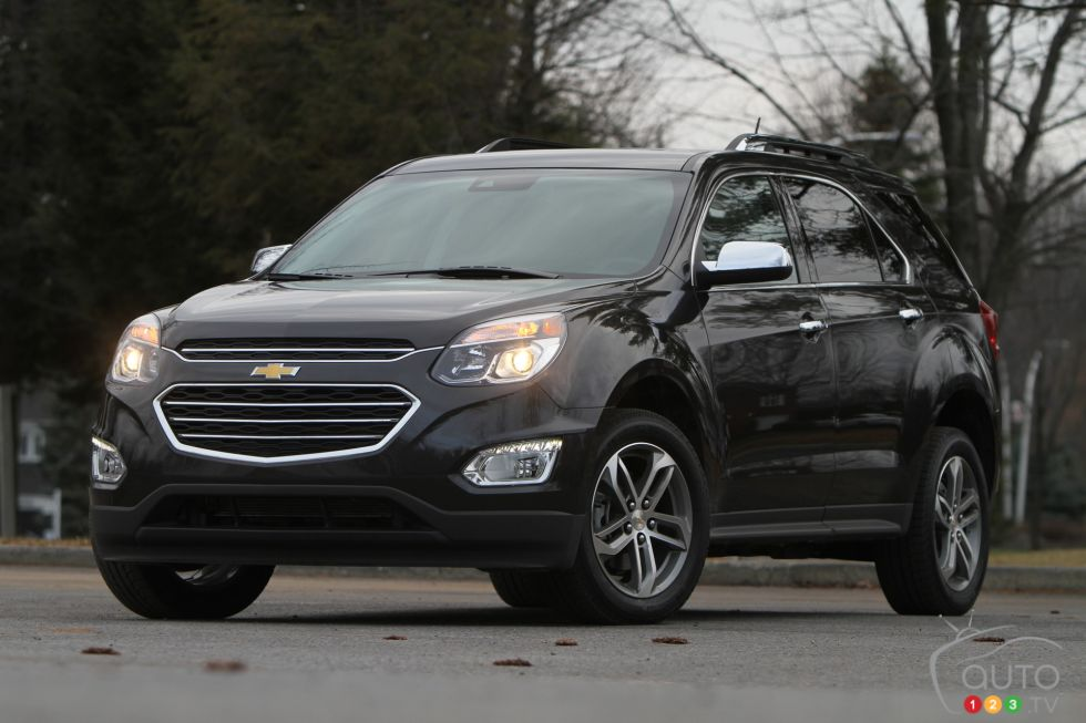 2016 chevrolet equinox ltz pictures auto123. Black Bedroom Furniture Sets. Home Design Ideas