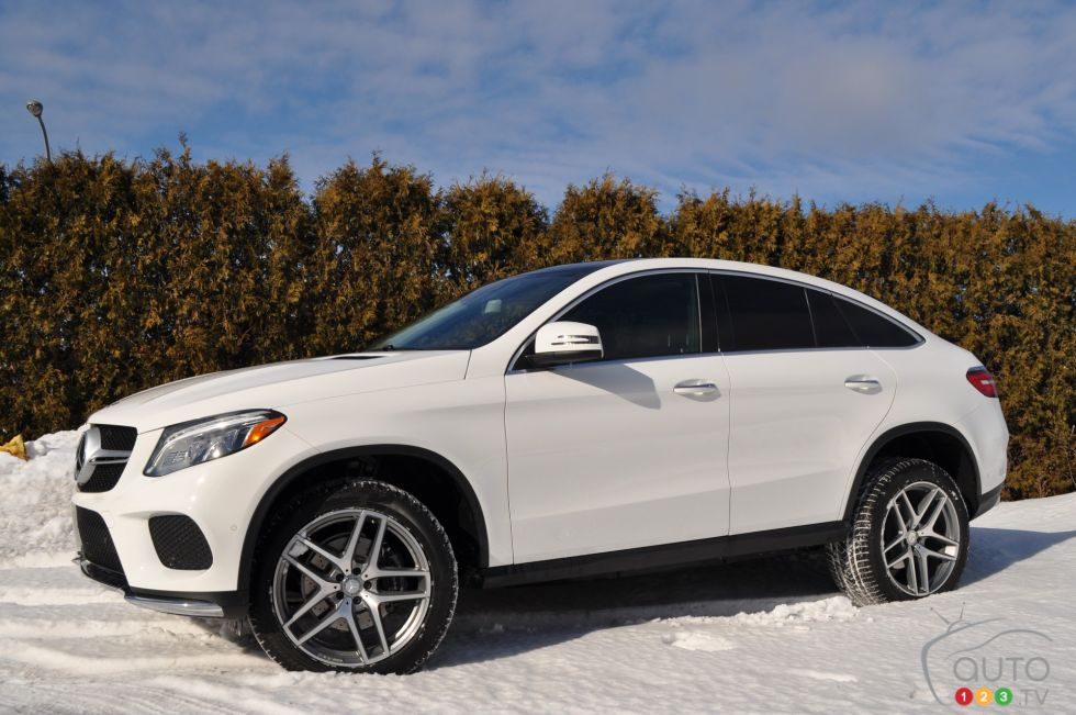 2016 mercedes benz gle 350 d coupe pictures auto123. Black Bedroom Furniture Sets. Home Design Ideas