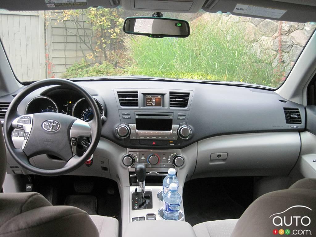 2011 Toyota Highlander Hybrid Picture