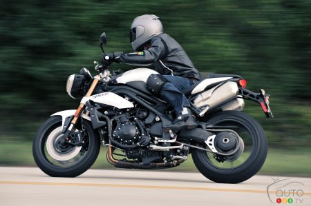 2011 Triumph Speed Triple pictures