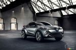 Photos du Concept Toyota C-HR