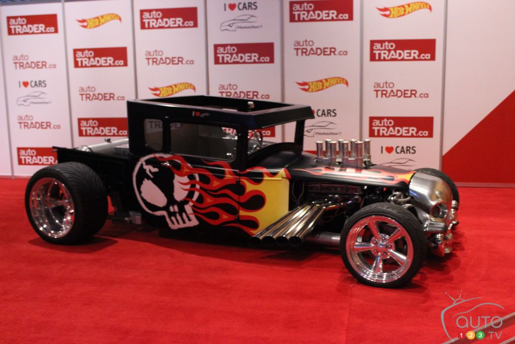 Full-sized Hot Wheels car star attraction in Vancouver! | Car News ...