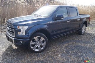 2016 Ford F-150 Limited pictures