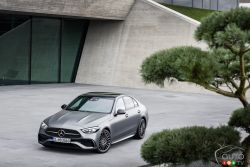 Introducing the 2022 Mercedes-Benz C-Class