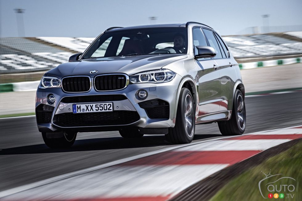2015 Bmw X5 M And X6m Pictures Photo 4 Of 61 Auto123