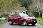 Photos de la BMW X6 xDrive 50i  2015